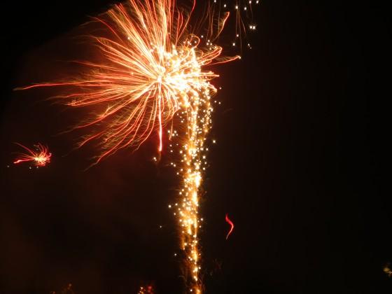 Feuerwerk 2 2013