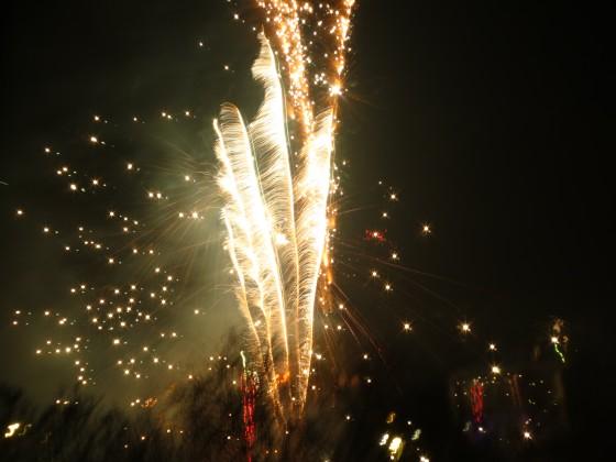 Feuerwerk 1 2013