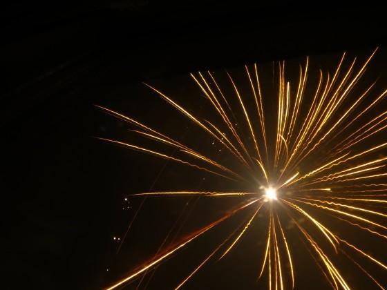 Feuerwerk 3 2013